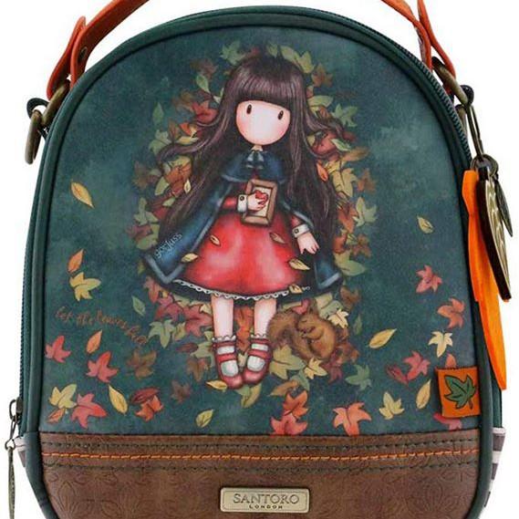 Zainetto Autumn Leaves