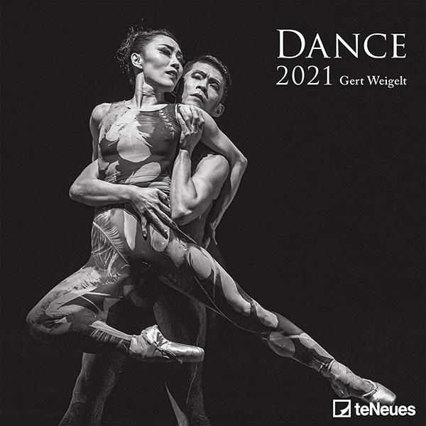 Calendario 2021 Dance