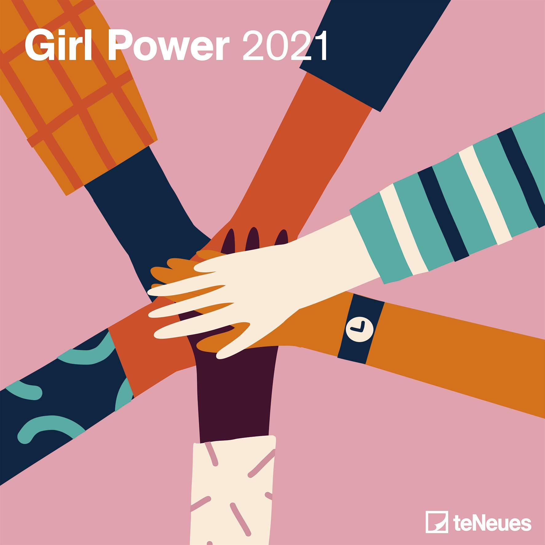 Calendario 2021 Girl Power