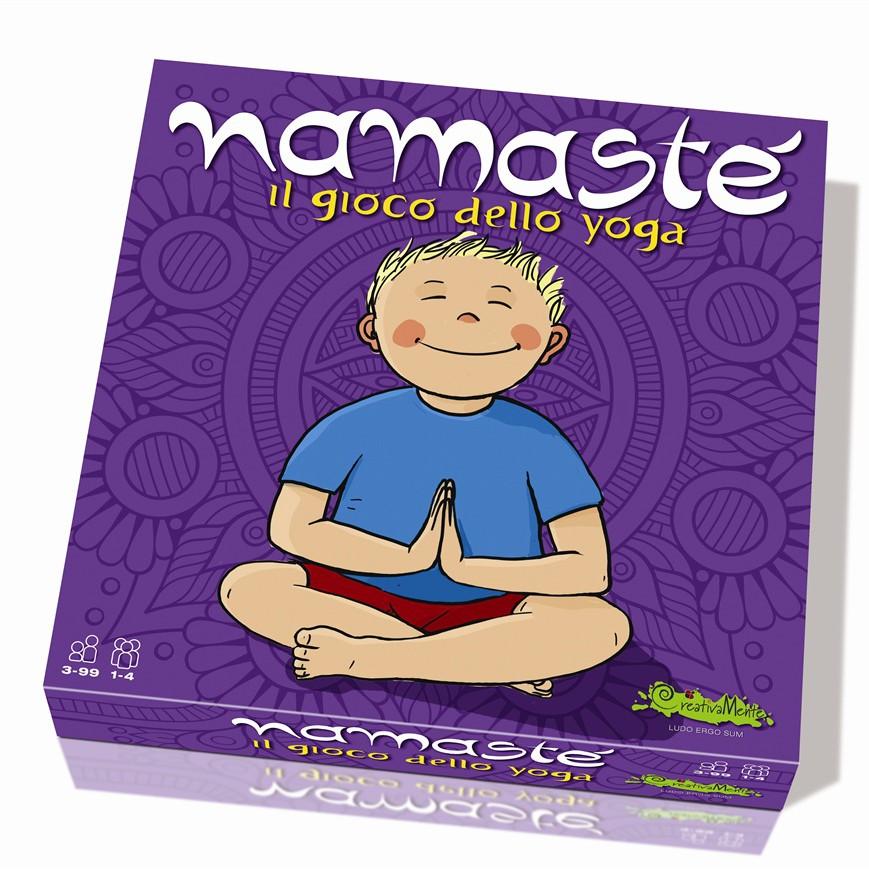 Namastè. Il gioco dello Yoga.