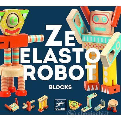 Ze Elasto Robot