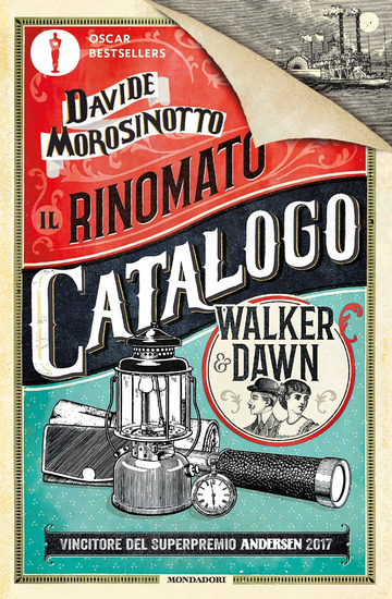RINOMATO CATALOGO WALKER & DAWN (IL)