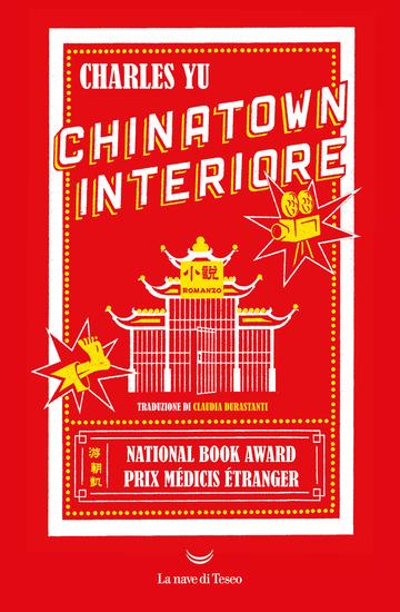 CHINATOWN INTERIORE