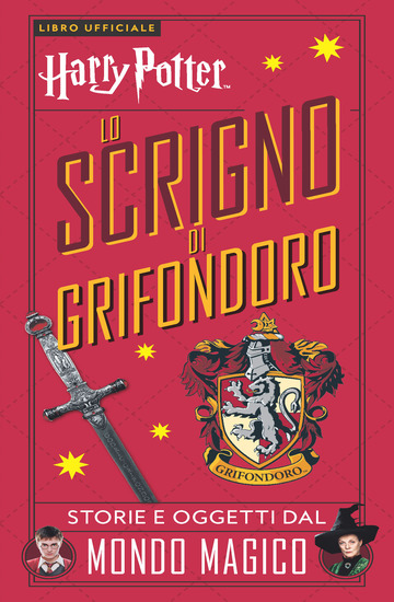 HARRY POTTER. LO SCRIGNO DEL GRIFONDORO. CON GADGET
