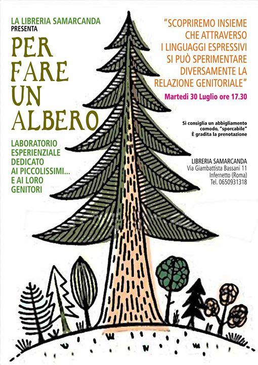 Laboratorio musicale: Per fare un albero!